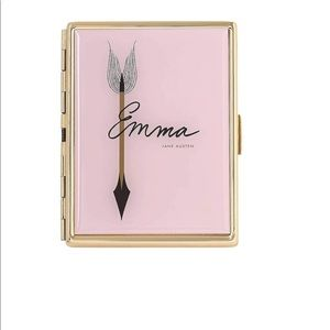 Kate Spade Lenox A way with words Emma ID holder